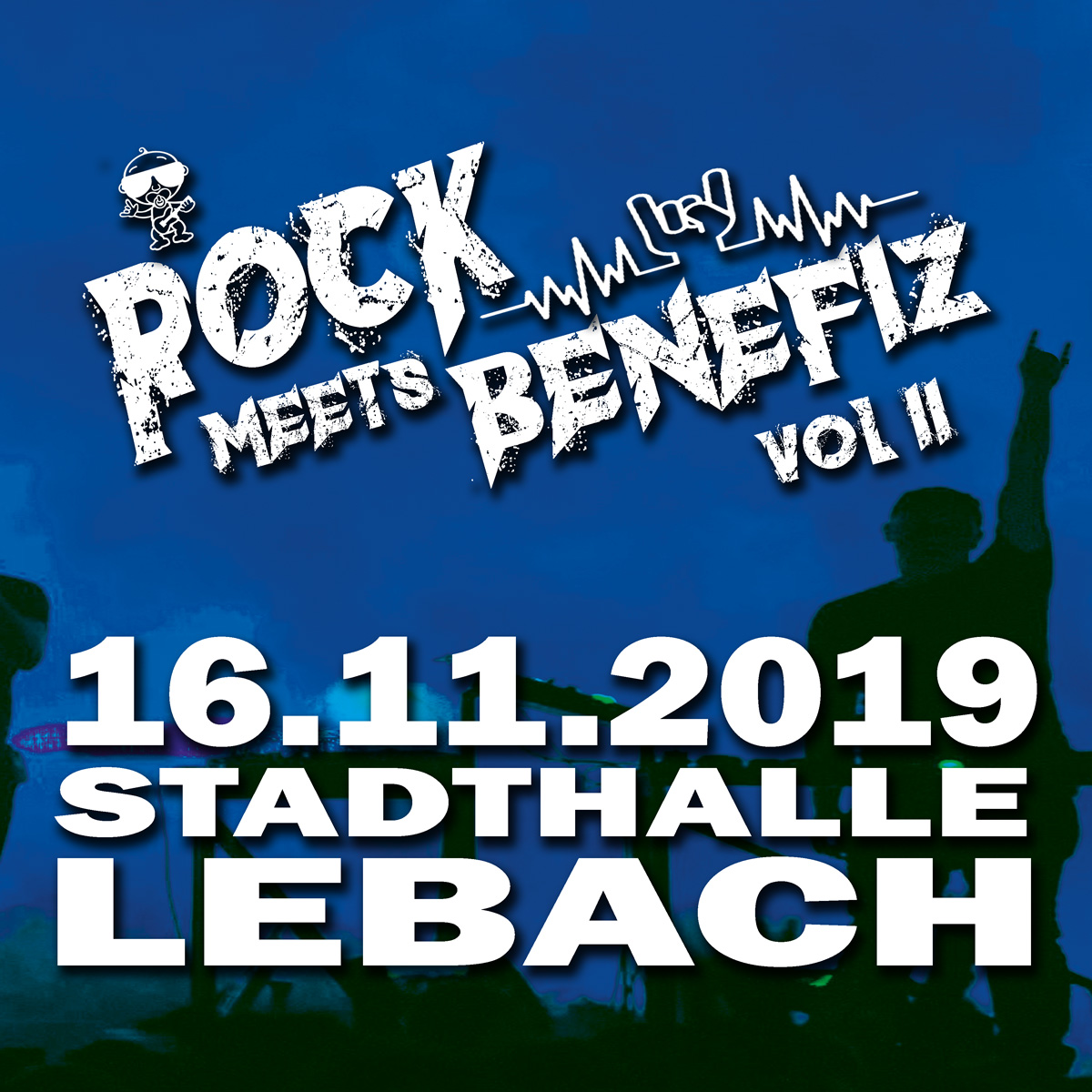Rock meets Benefiz 2019 16.11.2019 Stadhalle Lebach
