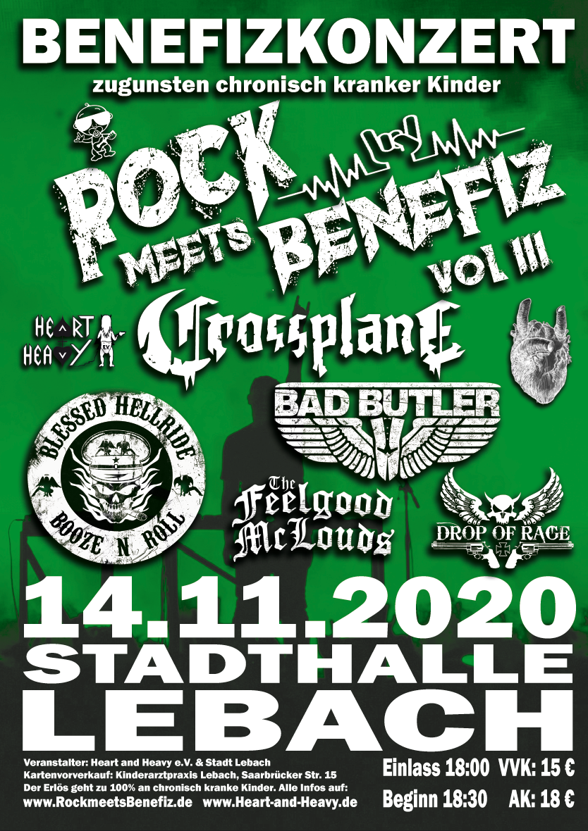 Rock meets Benefiz Vol 3